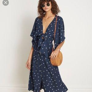 Dresses - Faithfull the Brand Massimo Midi Dress